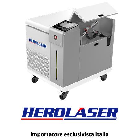 Herolaser - Saldatrice di nuova generazione